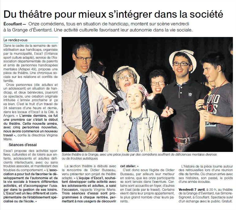 article OF 5 avril