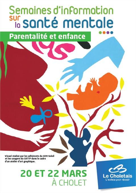 Semaine d'Information sur la Santé Mentale à Cholet